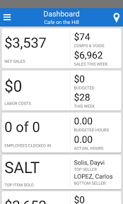 Axial Business Management App For Android 3