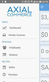 Axial Business Management App For Android 1