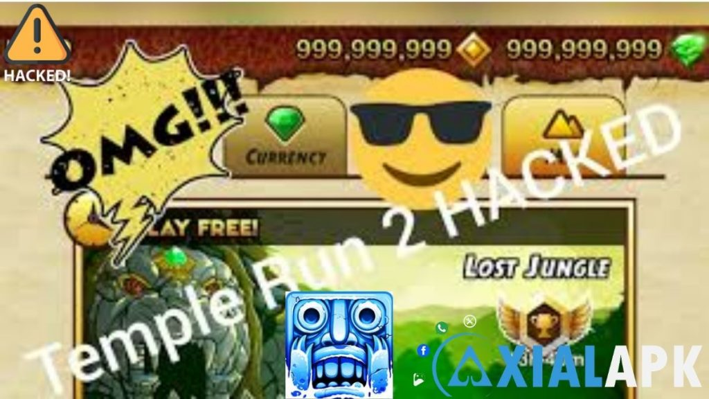 Temple run 2 Cheat Code